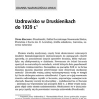 Uzdrowisko w Druskienikach do 1939 r.pdf